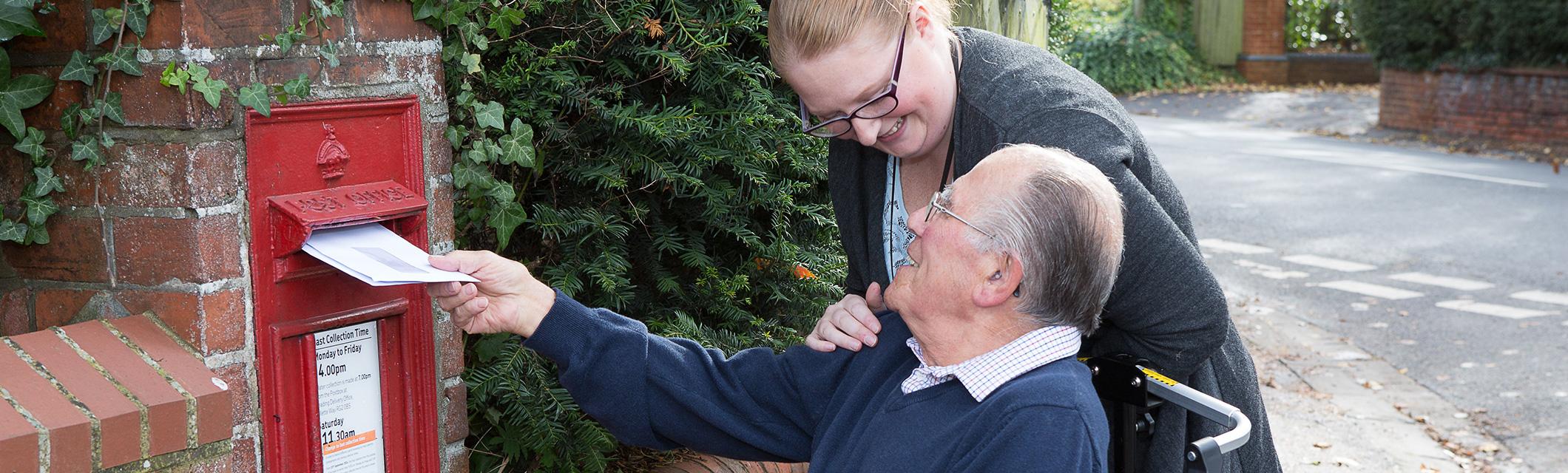 Case studies - elderly care