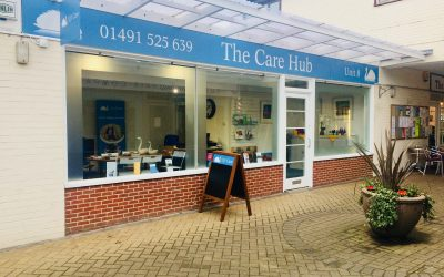 NEWS from the Care Hub, Goring.