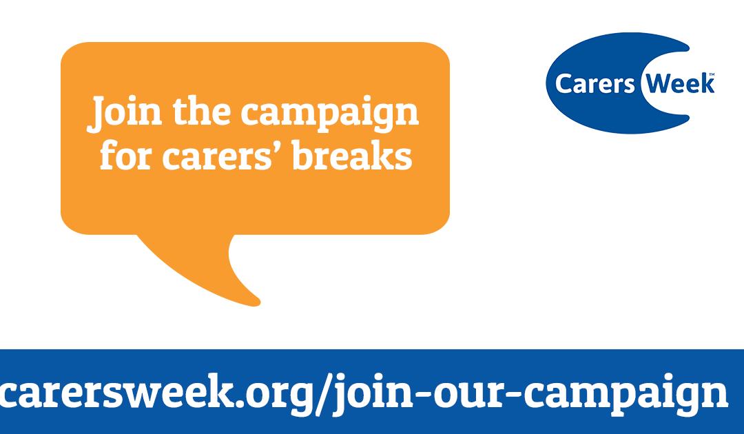 Carers Week 7th – 13th June